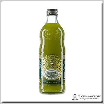 San Giuliano San Giuliano Extra Virgin Olive Oil Unfiltered 100% Italian Olives 1 Lt.