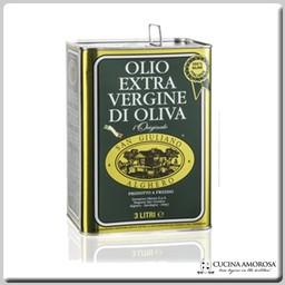 San Giuliano San Giuliano 'Sardinian Extra Virgin Olive Oil 100% Italian Olives 3 Liter Tin