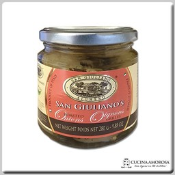 San Giuliano San Giuliano Roasted Onions 9.88 Oz