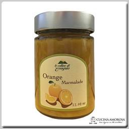Le Colline di Evagrio Antenucci - Le Colline di Evagrio - Orange Jam 13.4 Oz (380g) Jar