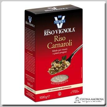Vignola Vignola Carnaroli Rice 2.2 Lbs (1000g)