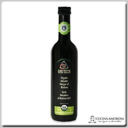 Toschi Toschi Organic Balsamic Vinegar of Modena IGP 17.6 Fl Oz (500ml)