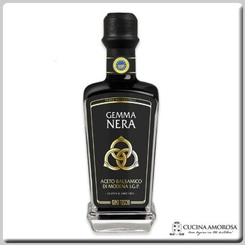 Toschi Toschi Gemma Nera Balsamic Vinegar of Modena IGP 8.5 Fl Oz (250ml)