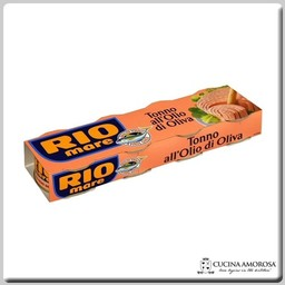Rio Mare Rio Mare Tuna in Olive Oil 4 x 2.82 Oz Tin (4 x 80g)