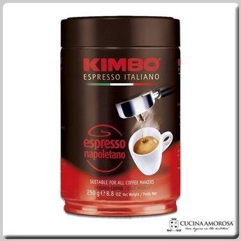 Kimbo Kimbo Ground Aroma Espresso Napoletano 8.8 Oz Tin