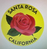 Dutch American Import Co. Letter Opener/ Santa Rosa Rose