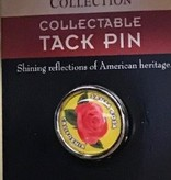 Dutch American Import Co. Tack Pin/ Santa Rosa Rose