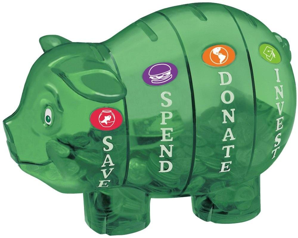 Money Savvy Money Savvy Bank/ Green