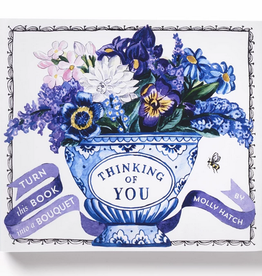 Hachette Book Group Book/ Thinking of You Bouquet in a Book