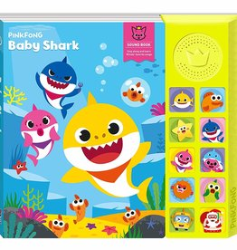 California Creations Sound Book/ Pinkfong Baby Shark