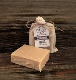 CJ Idea Factory/ One Blessed Acre Farm Bar Soap / Humboldt Blackberry