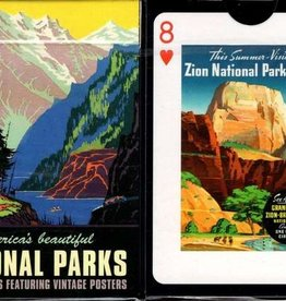 Piatnik Playing Cards/ National Parks