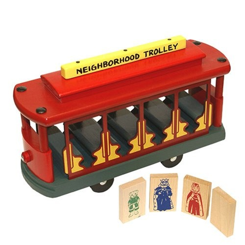 Pepperell Braiding Company Mister Rogers Trolley