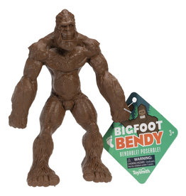 Toysmith/ Spin Master Bigfoot Bendy