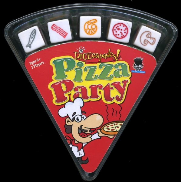 University Games Game/ Pizza Party