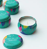 Curio/ Capri Blue Candle Mini Tin / Coconut Santal Green