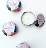 Curio/ Capri Blue Candle Mini Tin / Lola Blossom Pink