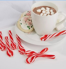 Two's Company Spoons/ Peppermint Swirl Set of 6