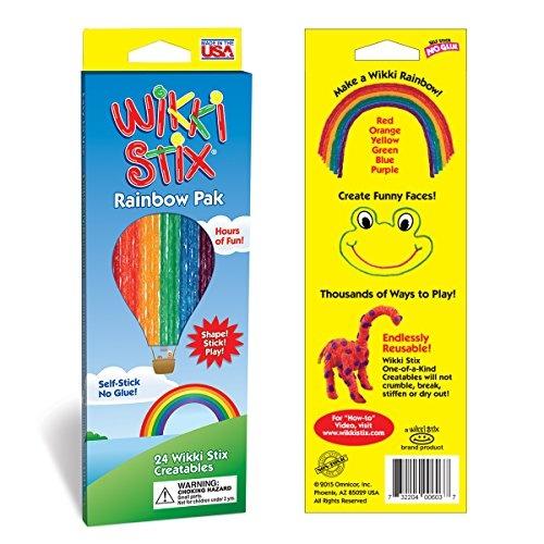Wikki Stix Wikki Stix / Rainbow Boxed Set