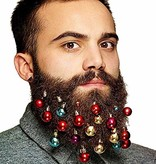 Two's Company Mens Beard Ornaments/ Asst.
