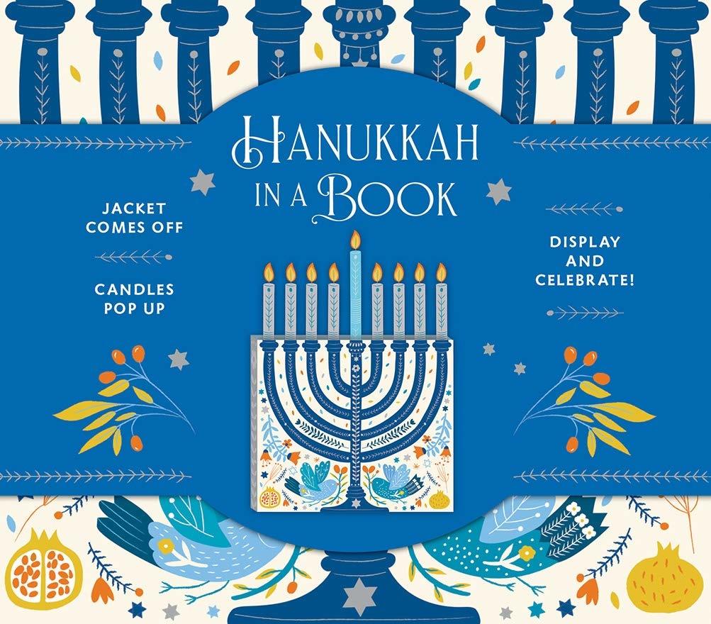 Hachette Book Group Book/ Hanukkah In A Book