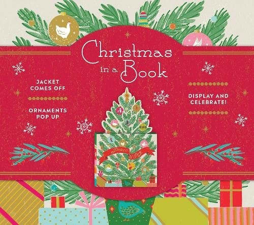 Hachette Book Group Book/ Christmas In A Book