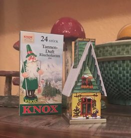Alexander Taron Inc. Tin Incense House with Incense