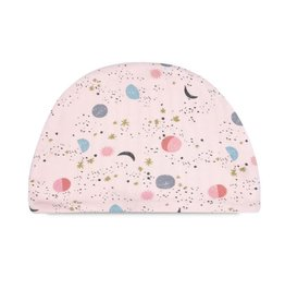 Apple Park Baby Hat/ Pink Moon & Stars