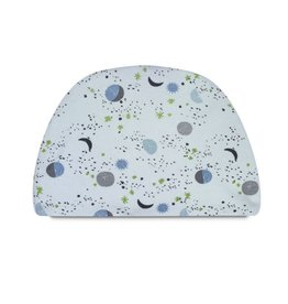 Apple Park Baby Hat/ Mint Moon & Stars