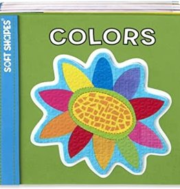 Melissa & Doug Soft Shapes/ Colors