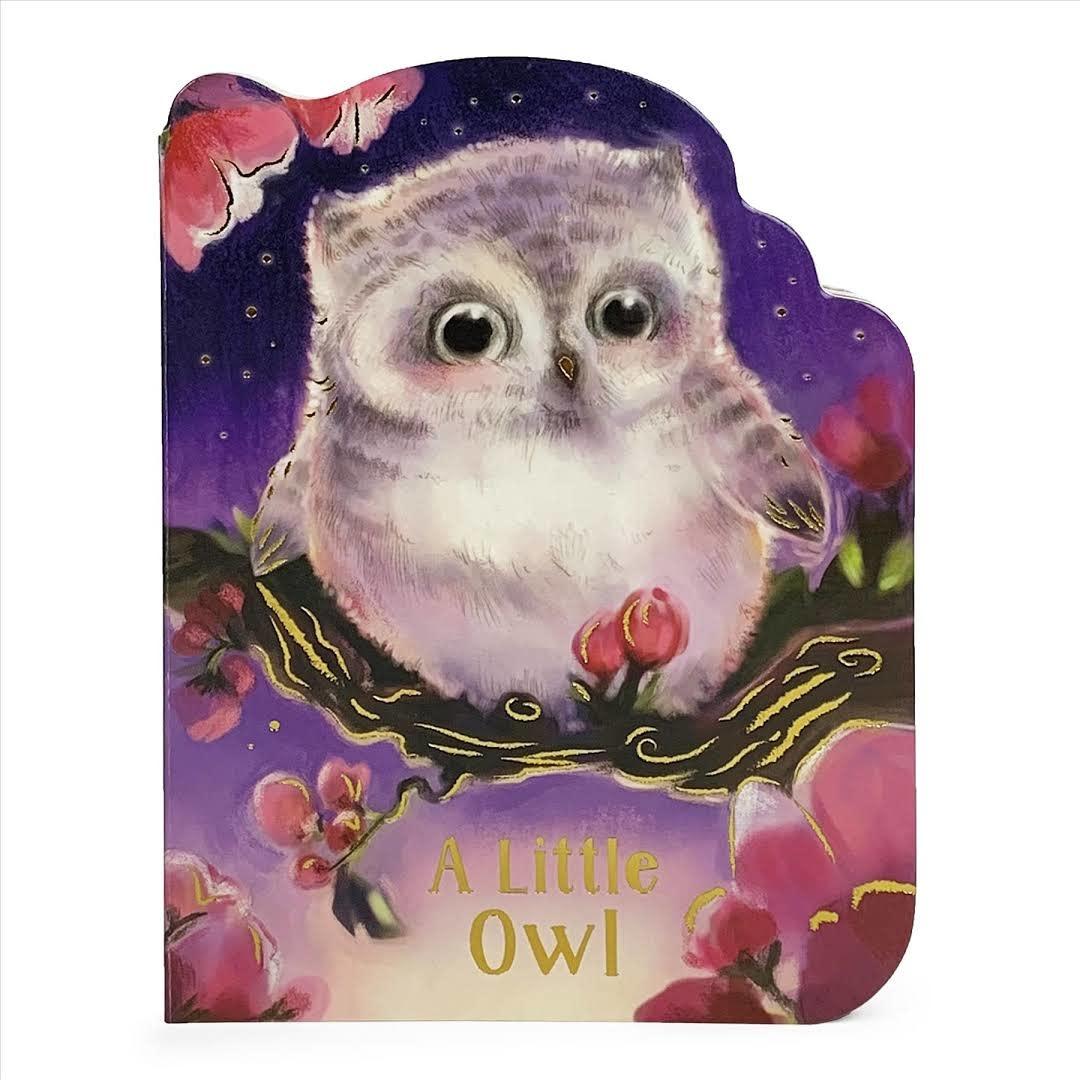 Cottage Door Press Book/ A Little Owl