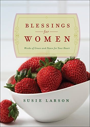 Christian Book Distributors Book / Blessings for Women