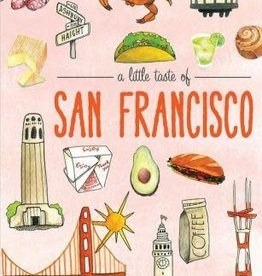 Simon & Schuster/Andrews McMeel Cookbook/ A Little Taste of San Francisco