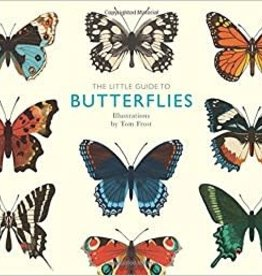 Hachette Book Group Book/ Little Guide To Butterflies