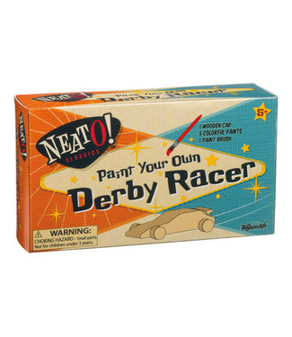 Toysmith/ Spin Master Paint Your Own Derby Racer