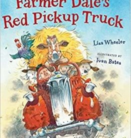Houghton Mifflin Harcourt Book / Farmer Dale's Red Pickup Truck