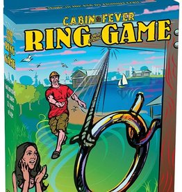 Channel Craft Game/ Cabin Fever Ring on a String