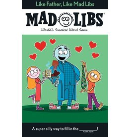 Penguin Random House Mad Libs/ Like Father, Like Mad Libs