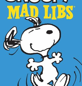 Penguin Random House Mad Libs/ Snoopy