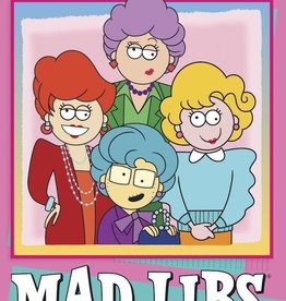 Penguin Random House Mad Libs/ The Golden Girls