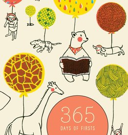 Penguin Random House Book/ 365 Days Of Firsts