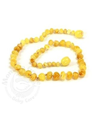Momma Goose Amber Necklace for Baby Asst.