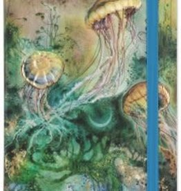 Peter Pauper Press Journal / Mid Size Jellyfish