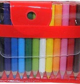 BC USA Mini Colored Pencils in Pouch