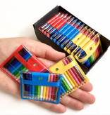 BC USA Mini Colored Pencils in Pouch