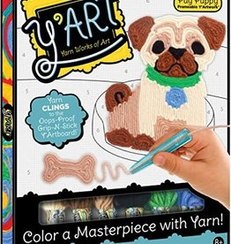 Kahootz Y'Art Craft Kit/ Puppy