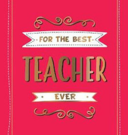 Hachette Book Group Book/ For The Best Teacher Ever