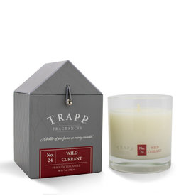 Trapp / Faultless 7oz. Trapp Candle /  Wild Currant