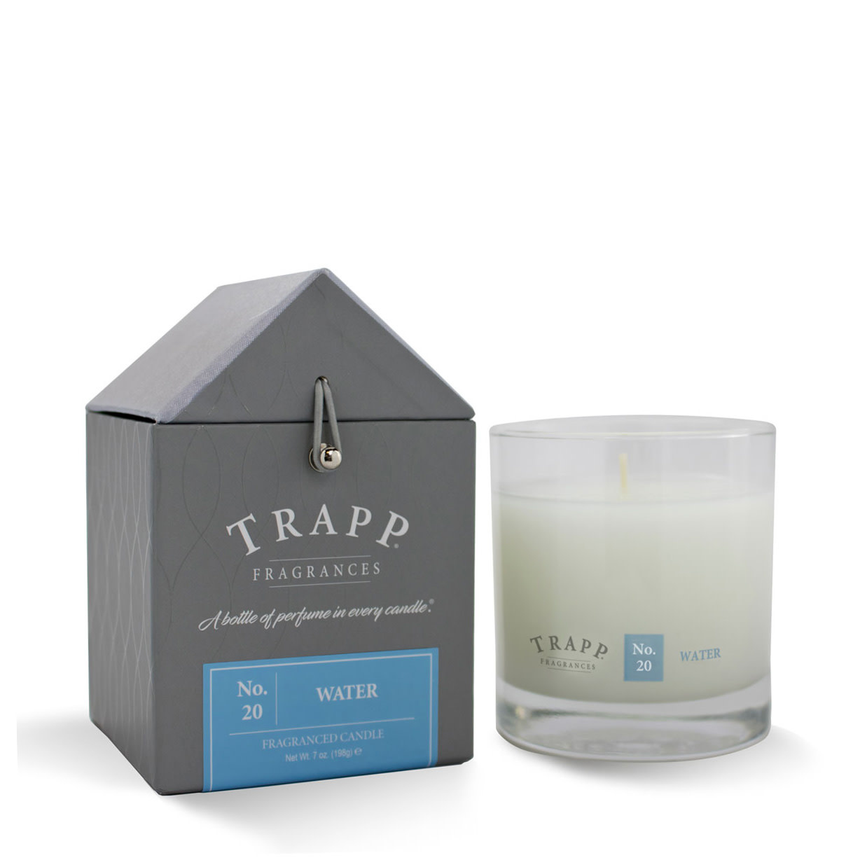 Trapp 7oz. Trapp Candle /  Water