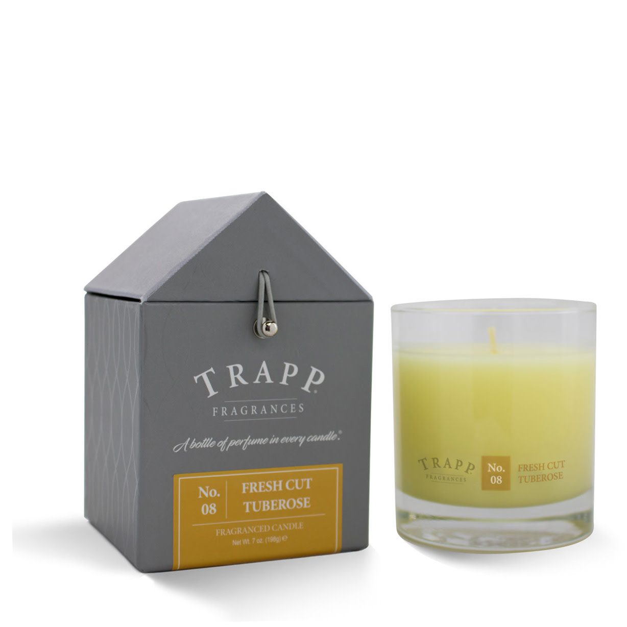 Trapp / Faultless 7oz. Trapp Candle / Fresh Cut Tuberose